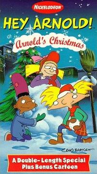 ArnoldsChristmas VHS