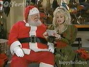 Dolly-parton-christmas-at-home-dvd-free-ship-1bc8