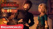 Hiccup's Kids HATE Dragons? HOW TO TRAIN YOUR DRAGON - HOMECOMING