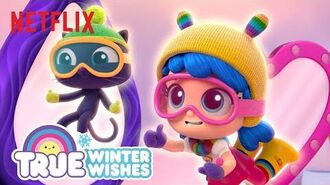 True Winter Wishes ❄️ Netflix Jr