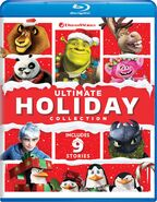 DreamWorks Animation Ultimate Holiday Collection Blu-ray