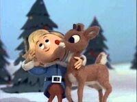 Rudolph&hermey