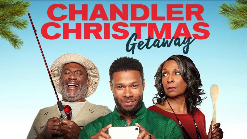 Christmas Getaway.Chandler Christmas Getaway Christmas Specials Wiki