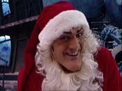 Robbie Rotten as Santa