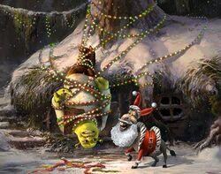 Shrek the Halls 2