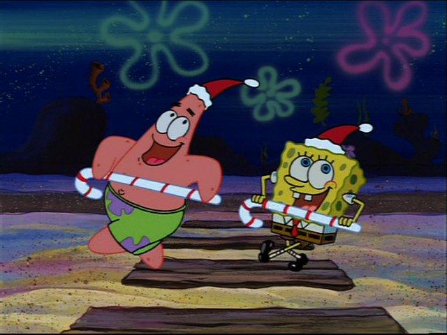 Spongebob Christmas Special.The Very First Christmas Christmas Specials Wiki Fandom
