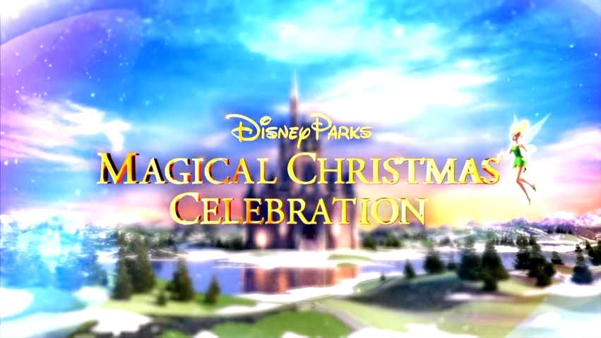 Christmas Day Parade.Disney Parks Christmas Day Parade Christmas Specials Wiki