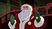 Grandpa Max as Santa