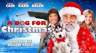 A Dog for Christmas - Official Trailer (HD)
