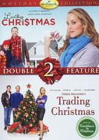 Hallmark Double Feature Lucky Christmas Trading Christmas DVD
