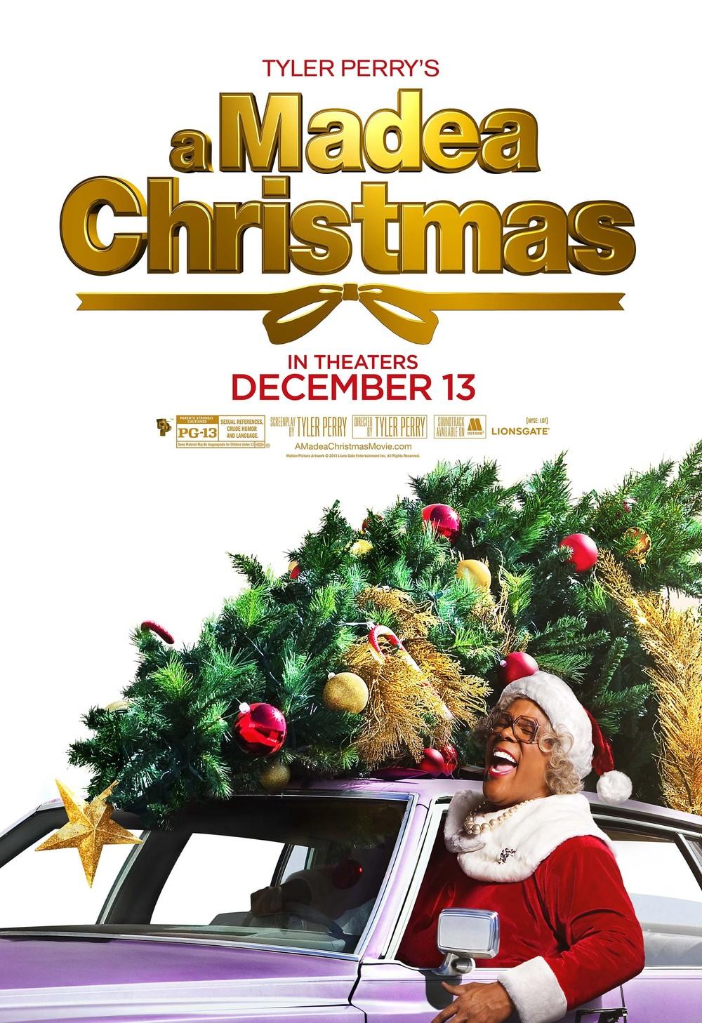 Madeas Christmas.A Madea Christmas Christmas Specials Wiki Fandom Powered