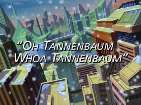 Tannenbaum Animation.Oh Tannenbaum Whoa Tannenbaum Christmas Specials Wiki Fandom