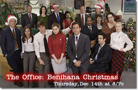 A Benihana Christmas Christmas Specials Wiki Fandom Powered By Wikia