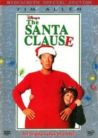 The Santa Clause Widescreen Special Edition DVD