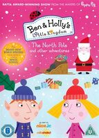 Ben and Holly The North Pole DVD