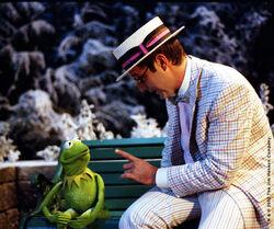 Kermit meets Daniel