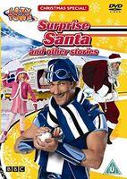 LazyTown Surprise Santa DVD