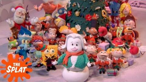 Nickelodeon Holiday Party Nickmas The Splat