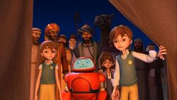 Superbook The First Christmas