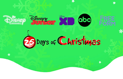 Disney 25 Days of Christmas