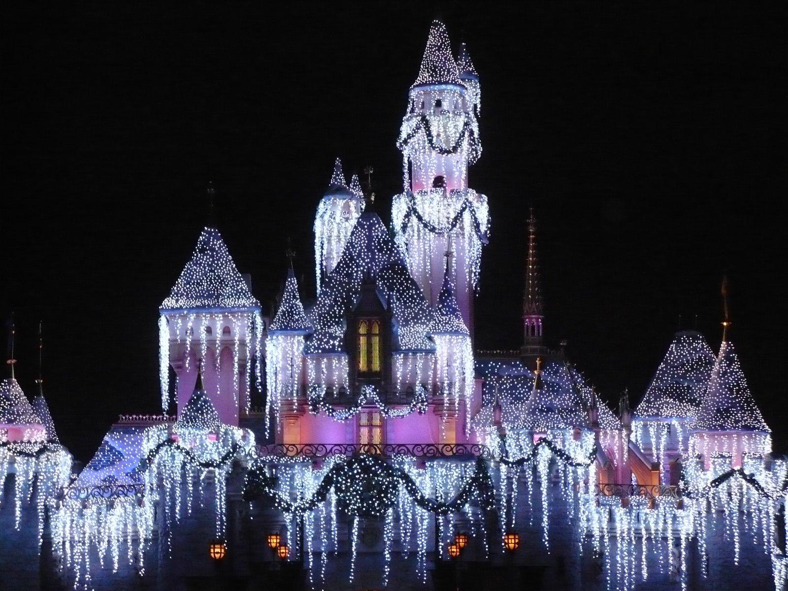 image - disneyland-christmas-castle-hd-wallpapers | christmas