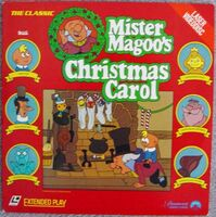 mr magoo christmas carol