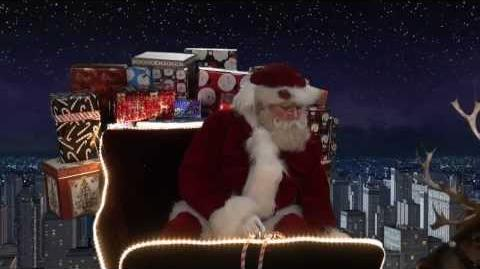 A Special Santa Snooper Webcam Tracker Video Christmas Eve test flight!