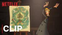 Klaus Jesper Pitches Christmas Netflix