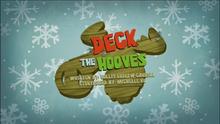 DeckTheHooves