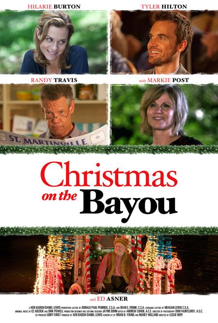 Christmas on the bayou movie
