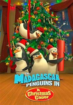 Penguinschristmascaper