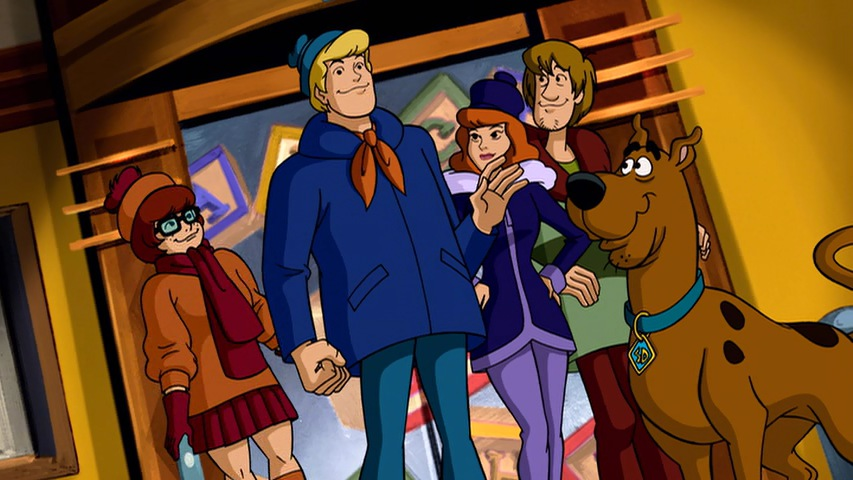 Image - The Scooby gang in Haunted Holidays.jpg | Christmas ...