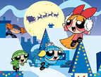The Powerpuff Girls: Twas the Fight Before Christmas
