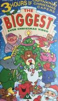 The Biggest Ever Christmas Video VHS
