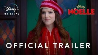 Noelle Official Trailer Disney+ Streaming November 12