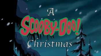 Scooby Doo Christmas.A Scooby Doo Christmas Christmas Specials Wiki Fandom