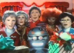 Terrahawks Christmas cast