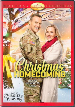 Christmas Homecoming DVD