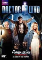 Doctor Who A Christmas Carol US DVD