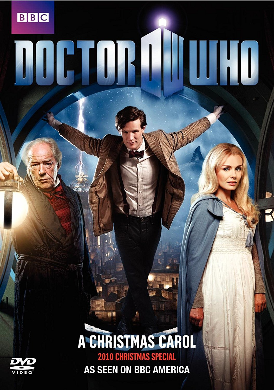 Image - Doctor Who A Christmas Carol US DVD.jpg | Christmas Specials ...