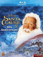 TheSantaClause2 Bluray