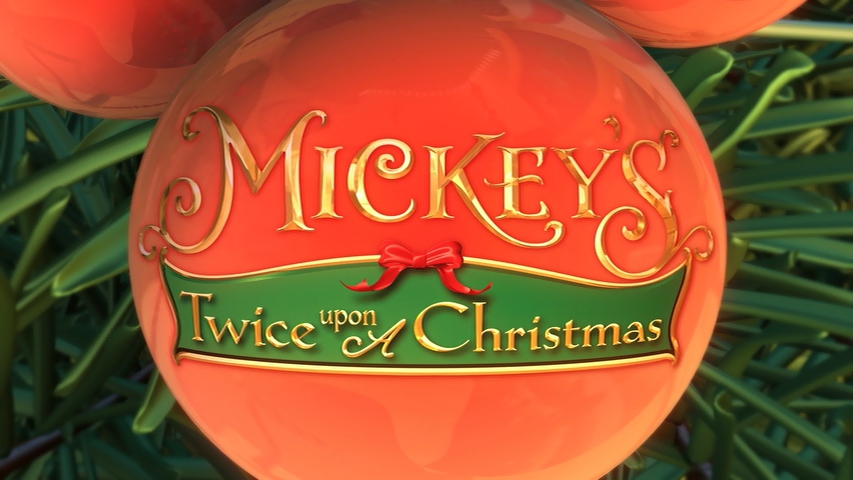 Mickey Mouse Twice Upon A Christmas Dvd.Mickey S Twice Upon A Christmas Christmas Specials Wiki