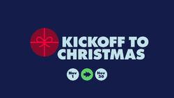 Kickoff to Christmas logo