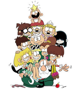 11 Louds A Leapin Christmas Specials Wiki Fandom