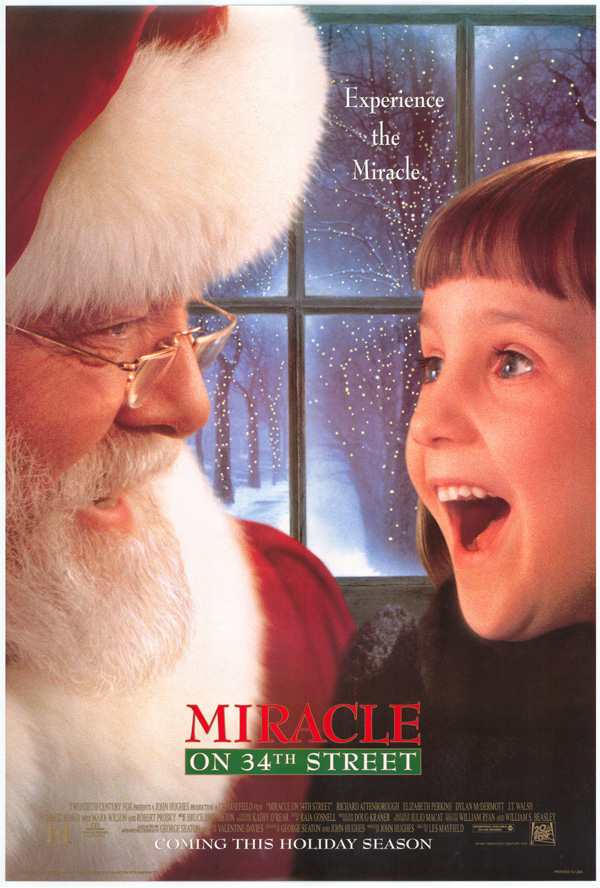Miracle On 34th Street Poster Jpg