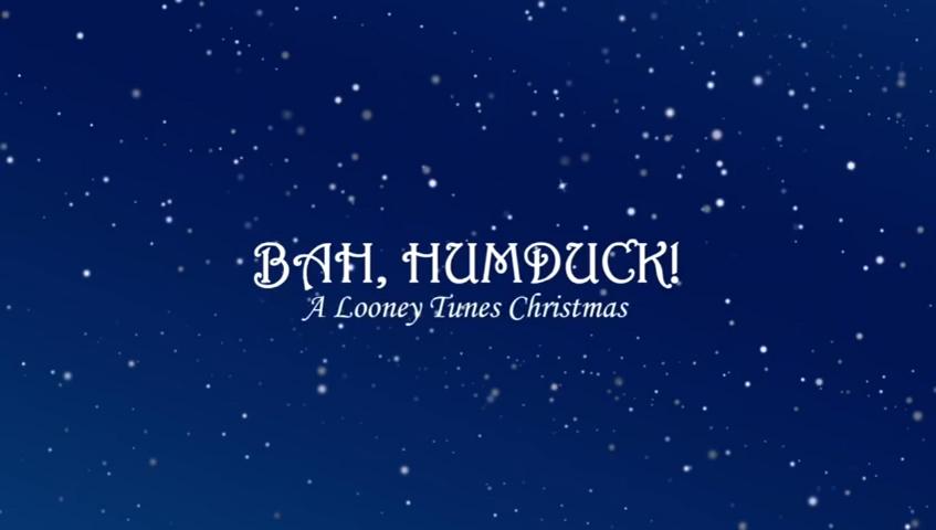 Bah Humduck A Looney Tunes Christmas.Bah Humduck A Looney Tunes Christmas Christmas Specials