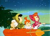 Um Natal Flintstone 1977 (A Flintstone Christmas) hanna-barbera (2)