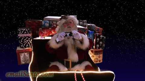 13 30 SCT - A Santa Snooper Santa Selfie Snapshot
