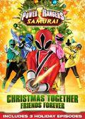 PowerRangerSamurai Christmas DVD