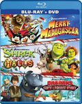 DreamworksHolidayClassicsBluray